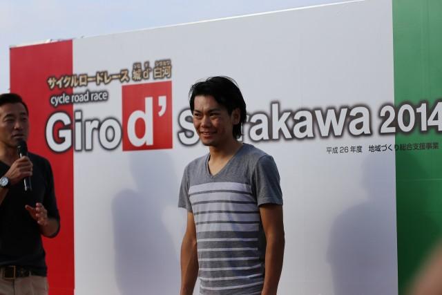◇その3◇新城幸也選手来る!ジロデシラカワ2014参戦記