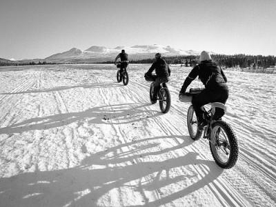 ファットバイクを買え!?大雪でも遊べる極太タイヤ自転車が気になる件