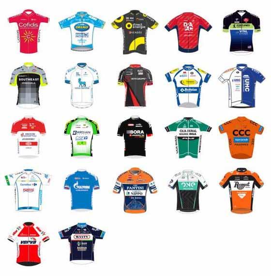 マイナーなロードバイク!UCIプロチームのマニアックな自転車たち