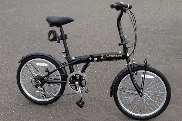 Amazonセールの激安折りたたみ自転車は使えるチャリ?試しに買ってみた件
