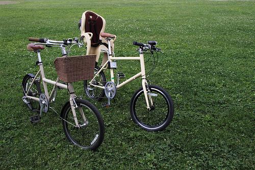 小径車は草食系?ロードバイクにない気楽さと低速のメリット