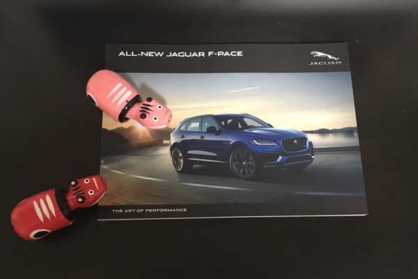 新車のジャガーは庶民に買える?F-PACEのローン購入を考えてみる件