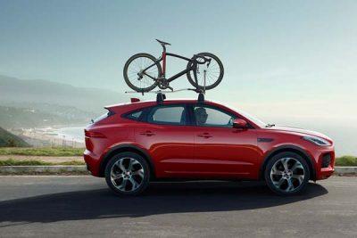 でかすぎワロタwwwジャガーのコンパクトSUV、E-PACEの車幅が兄貴より広い件