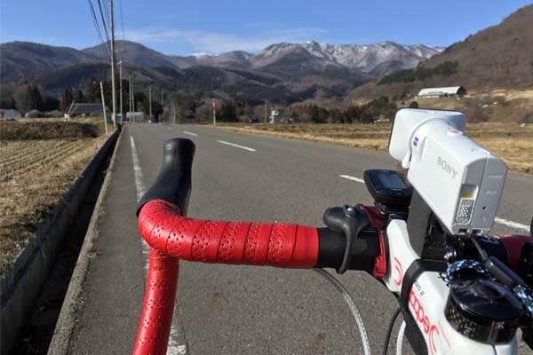 冬の合間に自転車遊び!2ヶ月ぶりのロードバイクで楽しさを噛みしめた件